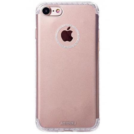 Чехол бампера силиконовый Remax Sunshine для iPhone 7/8 (Прозрачный)