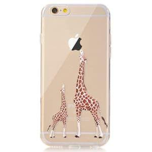 Накладка силиконовая Vescent creative case for iphone 6/6s