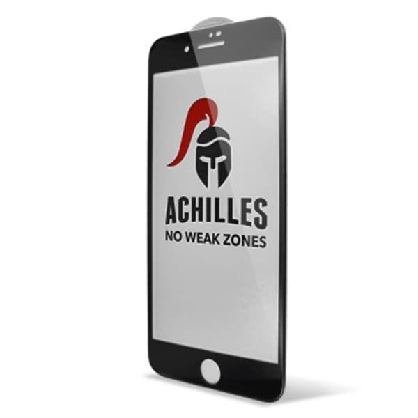 Защитное стекло для iPhone 7/8 Achilles 5D (Black)