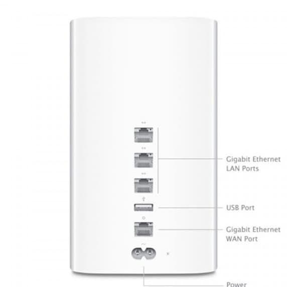 Apple AirPort Time Capsule 3ТB (ME182)
