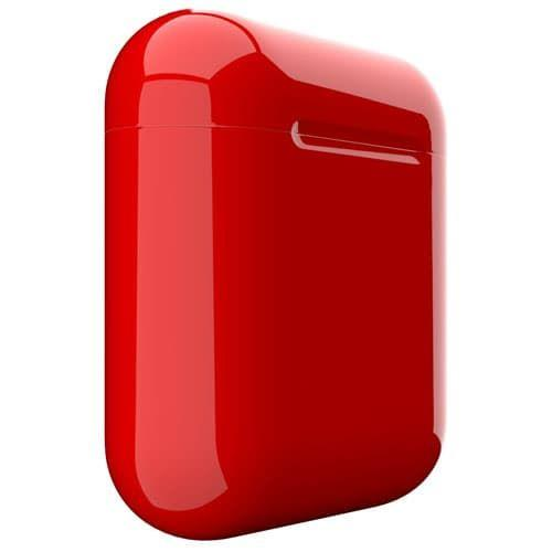 Беспроводные наушники Apple AirPods (Красный)