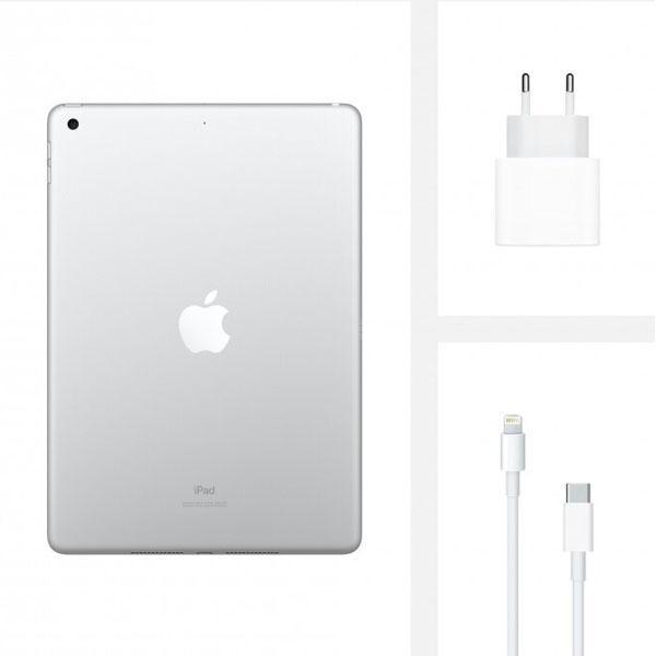 Apple iPad 10.2'' Wi-Fi 128GB Silver (2020)