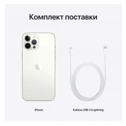 Apple iPhone 12 Pro Max 128Gb Silver (Серебристый)