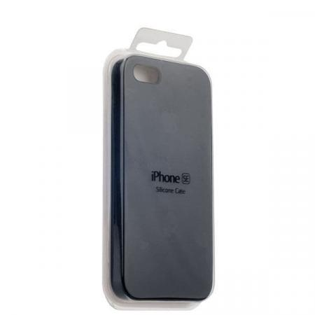 Silicon Case iPhone 5/5s/5SE (Gary Blue)