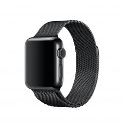 Apple Watch Milanese Loop Stainless Steel Silver