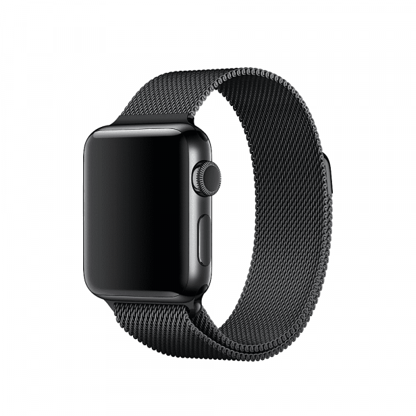 Apple Watch Milanese Loop Stainless Steel Silver