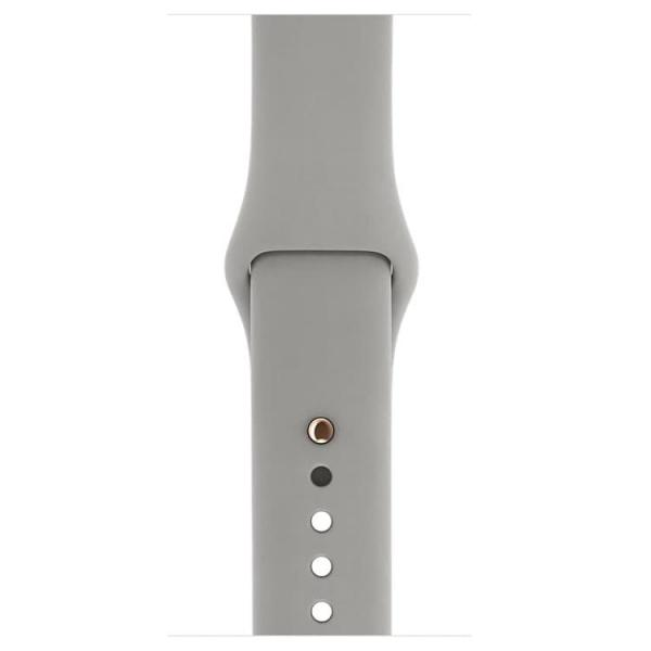 Apple Watch Series 1 38mm Gold Aluminum Case with Concrete Sport Band