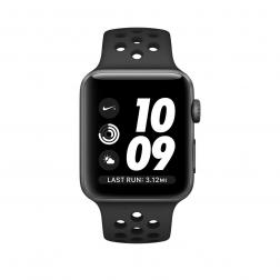 Apple Watch Series 2 Nike+ 38mm Space Gray Aluminum Case with Anthracite/Black Nike Sport Band