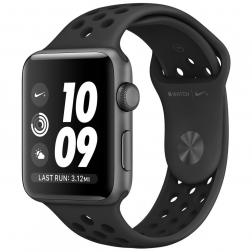 Apple Watch Series 2 Nike+ 42mm Space Gray Aluminum Case with Anthracite/Black Nike Sport Band