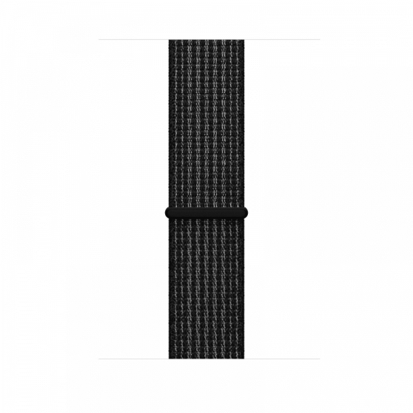 Apple Watch Series 3 Nike+ 38mm GPS+Cellular Space Gray Aluminum Case with Black/Pure Platinum Nike Sport Loop