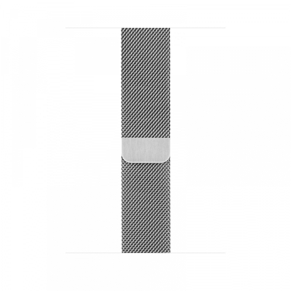 Apple Watch Series 3 38mm GPS+Cellular Stainless Steel Case with Milanese Loop