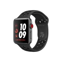 Apple Watch Series 3 Nike+ 42mm GPS+Cellular Space Gray Aluminum Case with Anthracite/Black Nike Sport Band