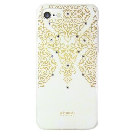 Силиконовый чехол накладка для iPhone 5 Beckberg Exotic Series