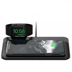Беспроводное зарядное устройство Nomad Base Station Watch Edition (NM30045AA0) USB-C PD 18W (Black)