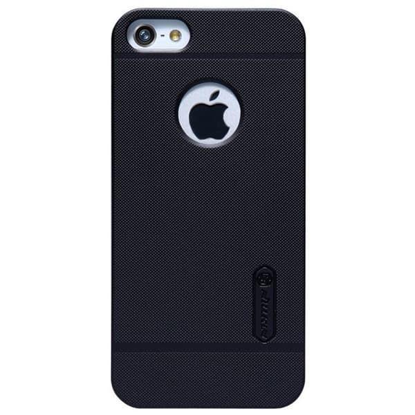 Чехол бампер пластиковый Nillkin для iPhone 5/5S/5SE (black)