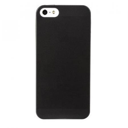 Чехол бампер силиконовый Реплика  для iPhone 5/5S/5SE (Black)
