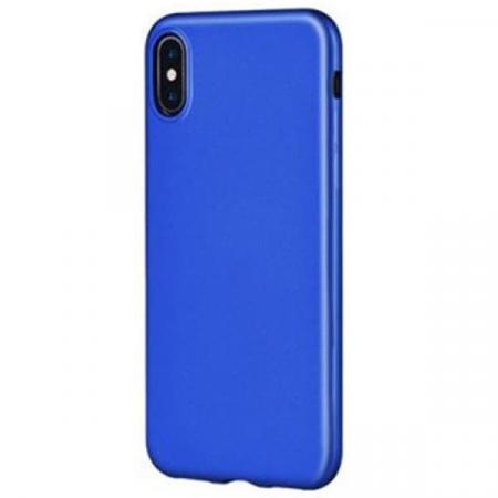 Чехол Hoco TPU Case для iPhone X (Синий)