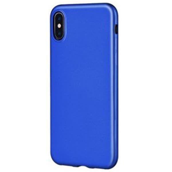 "Чехол Hoco  TPU Case для iPhone X ""синий"""
