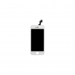 Дисплей для iPhone 5S / SE + тачскрин белый, оригинал