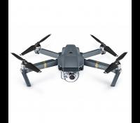 Квадрокоптер DJI Mavic Pro Fly More Combo, с камерой 4K