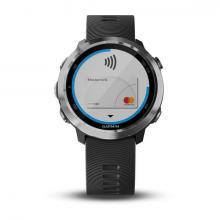 Часы Garmin Forerunner 645 с черным ремешком