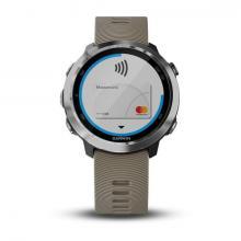Часы Garmin Forerunner 645 с песочным ремешком