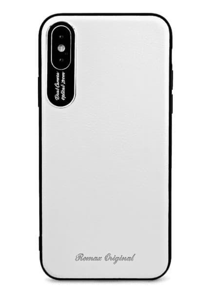 Чехол Remax RM-1666 IPX/XS white