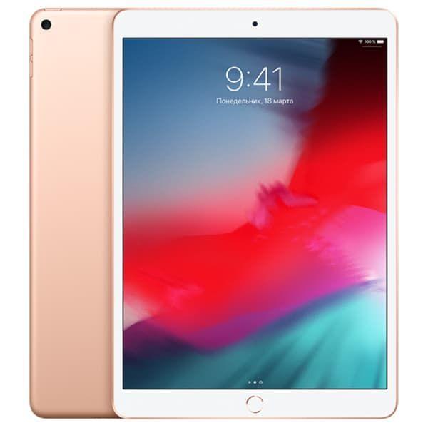 """Apple iPad Air 10.5"""" WiFi 64GB Gold (2019)"""