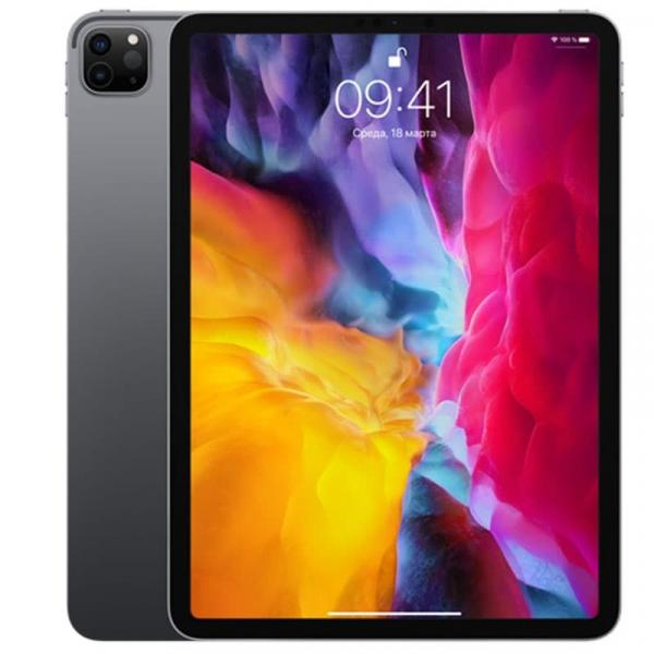 "Apple iPad Pro 11"" WiFi 128GB Gray (2020)"