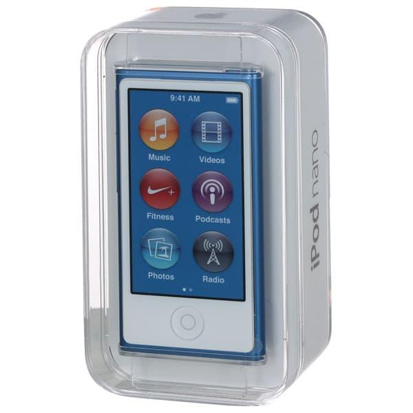 Apple iPod nano 16 ГБ Blue