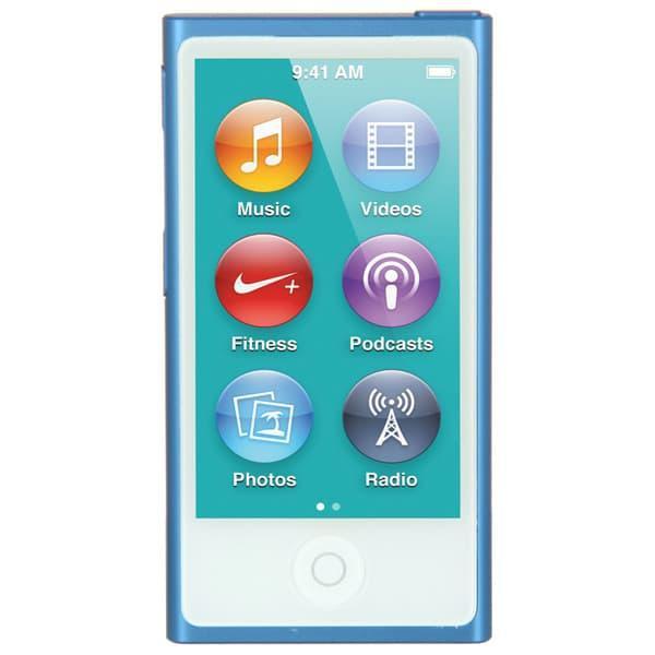 Apple iPod nano 16 ГБ Blue