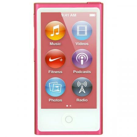 Apple iPod nano 16 ГБ Pink