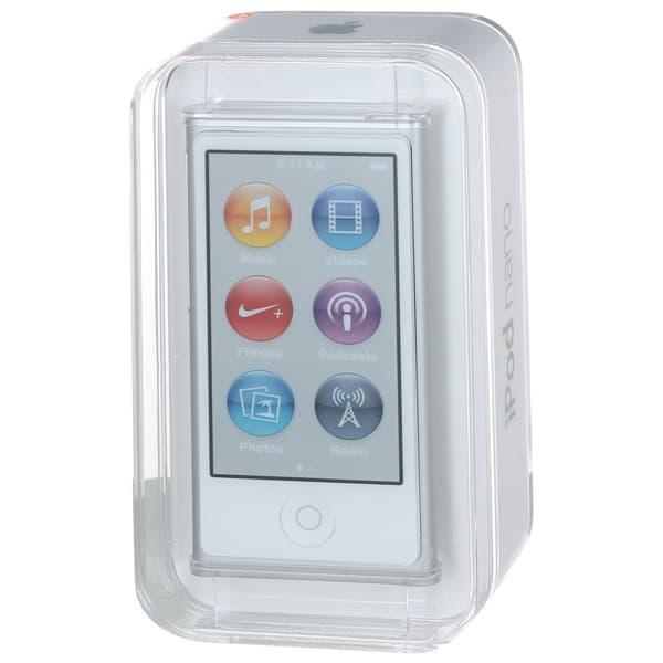 Apple iPod nano 16 ГБ Silver