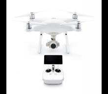 "Квадрокоптер DJI Phantom 4 Advanced Plus White, с камерой ""Белый"""