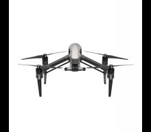 """Квадрокоптер Inspire 2 RAW с лицензией, с пультом Cendence, без камеры и подвеса """"Серый"""""""