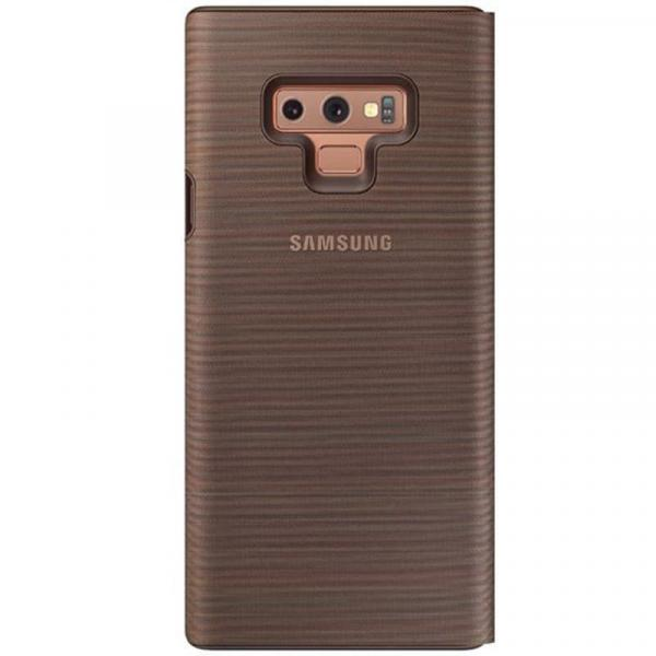 Чехол Samsung LED View Cover для Galaxy Note 9, Brown
