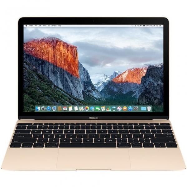 """Apple MacBook 12"""" Retina 1,2 ГГц 256гб Flash 2017 (MNYK2)"""