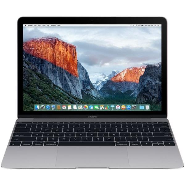 "Apple MacBook 12"" Retina 2016 Space Gray 256GB Flash"