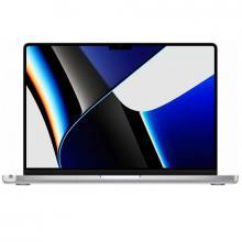 "Apple MacBook Pro 14"" (M1 Pro, 10 CPU/14 GPU, 2021) 16 ГБ, 512 Гб SSD, Silver (Серебристый)"
