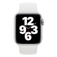 Монобраслет для Apple watch 40mm White Solo Loop