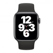 Монобраслет для Apple watch 40mm Black Solo Loop