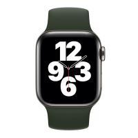 Монобраслет для Apple watch 44mm Cyprus Green Solo Loop