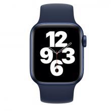 Монобраслет для Apple watch 44mm Deep Navy Solo Loop