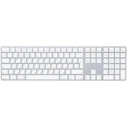 Клавиатура Apple Magic KeyBoard + NumPad (White)