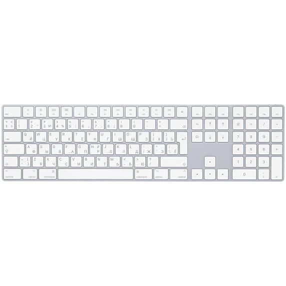 Apple Keyboard с цифровой панелью