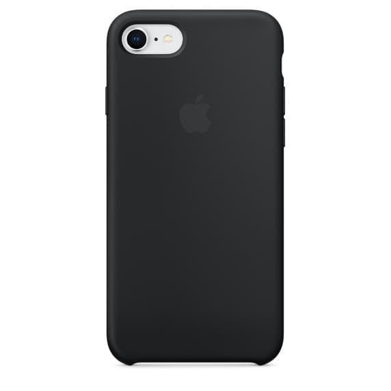 Силиконовый чехол для iPhone 7 Balck
