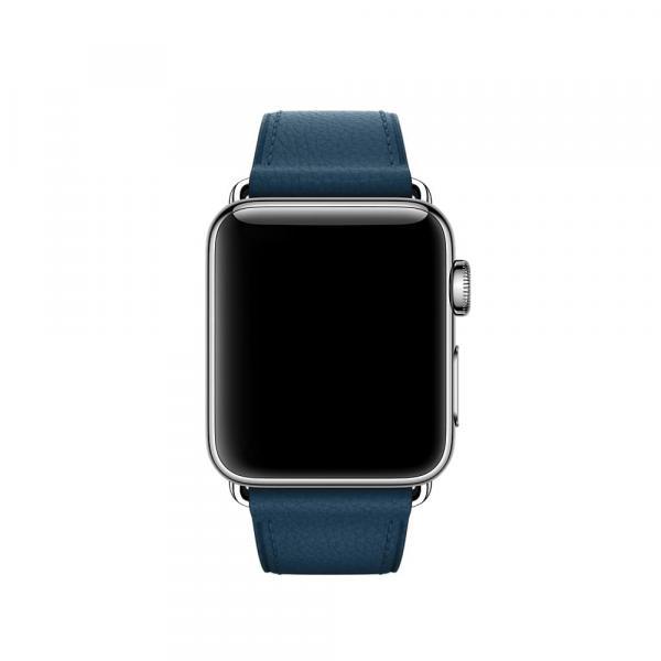 Ремешок для Apple Watch Classic Buckle band Ocean Blue