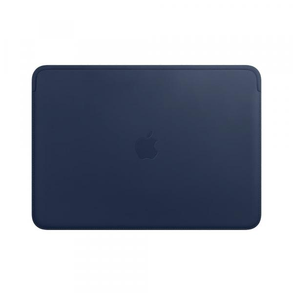 Кожаный чехол для 13-дюймового MacBook Air и MacBook Pro-темно-синий