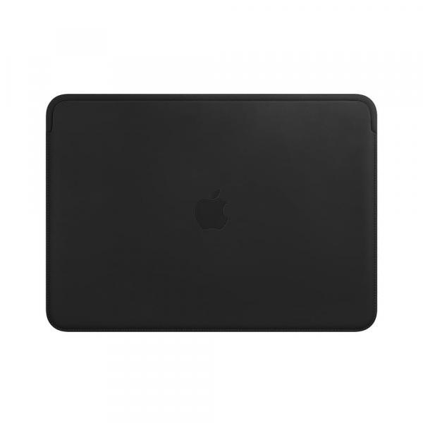 Кожаный чехол для 13-дюймовых MacBook Air и MacBook Pro-черный