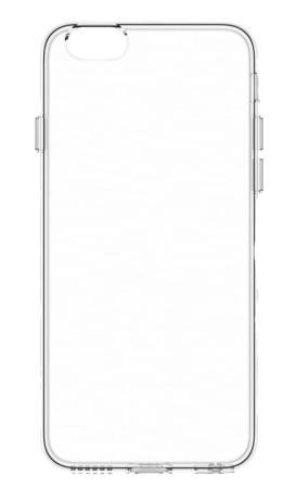 Чехол бампера силиконовый Ou Atni Slip  для iPhone 6/6S (Прозрачный)